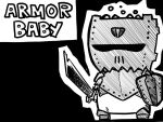 Armor Baby by SrGrafo