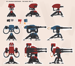 TF2 The Mule Rev5 Concepts by Elbagast