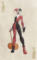 Harley Quinn by Chadwick-J-Coleman