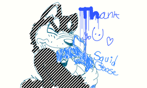 THANK YOU! by LonelyWerewolf123