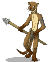 Tribal Weasel by Weazel75