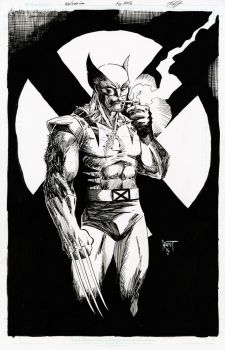 Wolverine Commission by KenHunt