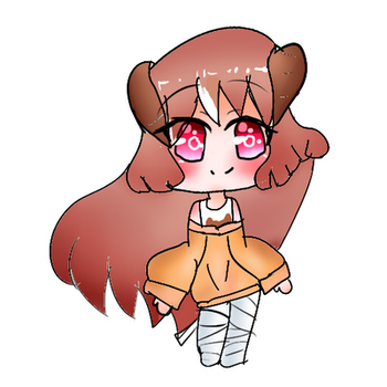 The Kawaii Kheri~ (COMMISSION) by Emily071