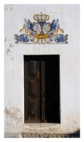 Alvito OLd Door I by FilipaGrilo