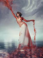 Blood Zodiac. Aquarius. by Vasylina