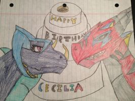 Happy Birthday AC3-Cecilia510 by michaelthedragon39