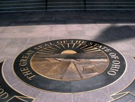 The Great Seal of Ohio II by dhunley