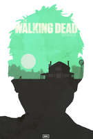 TWD  Season 2 Poster by shrimpy99
