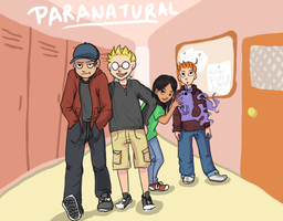 Paranatural by ainuroma