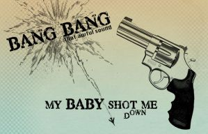 Bang Bang by magicglitter