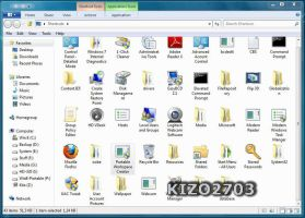 Windows 8 M1 unlocked 2 by kizo2703