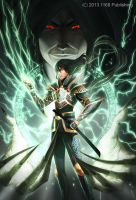 Novel : Hero I by rusharil
