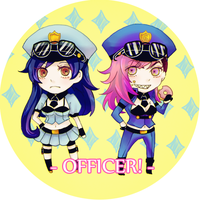 Badges (officer Ver.) by envyra