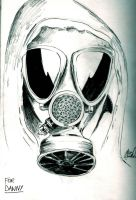 Gasmask by Cat-Zombie