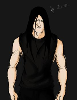 Nathan Explosion ( Young ) by YorickAngerfist