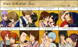 Gintama Kiss meme by blackcurrantjam