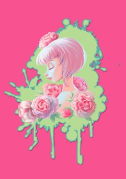 Peonies by fantazyme