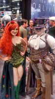 WonderCon 2013 - Poison Ivy by Elven-Jedi-X
