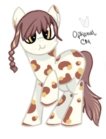 Spotty Pony Adopt [Closed] by Hazel-Nutty