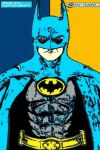 Batman pop art four by TheGreatDevin