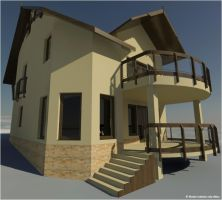 family house ext gdz 06 by dtbsz