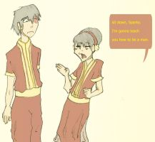 .Zuko Gets Help. by LovelyEyes15
