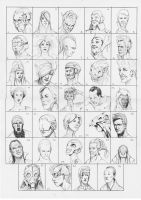 Heads 1-34 by one-thousand-heads
