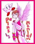 Pink is Manly by Shadsie