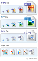 xpAlto Standard Image Icons by graywz