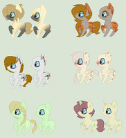 Adopts **set price** *6/6 open* by StitchITup