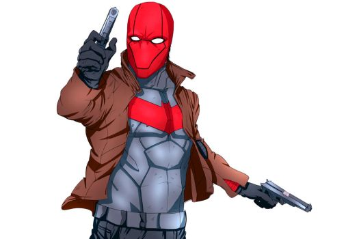 Red Hood No Background by Animixter