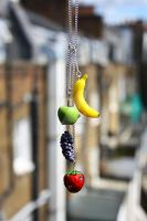 fruits necklace by Vbaksy