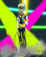 Swedish Rave Party by TheAwesomeNordics