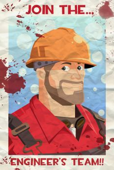 join the engie team by cutekakashi