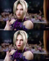 Nina Williams Tag 2/Death By Degrees by Yoshi-Lee