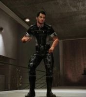Kaidan Can't Dance by mcomommy