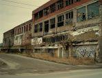 Old factory.., by MASYON