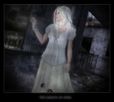 The Ghosts of April by karibous-boutique
