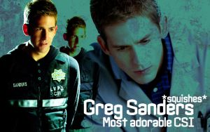 Greg Sanders Wallpaper by IxAMxGRAPE