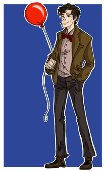 The Raggedy Doctor by Maygirl96