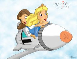 The Rocket Jets by Anime-Ray