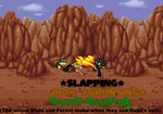JH and Forest fight Fleetway by JamaicanHedgie08