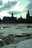 Winter in Dresden by Dryhand58