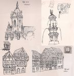 Colmar Sketches by Avest