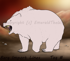 Barg Import Lines by EmeraldTheWolf