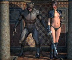 Lycan Tales 1 by hiram67