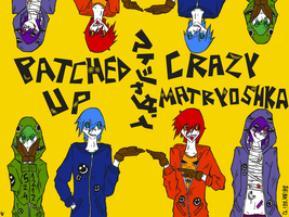 Shion brothers Matryoshka Wallpaper by shinarei