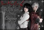 We Keep The Demons Crying by GingerAnneLondon
