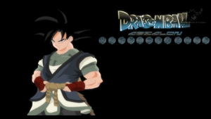 Dragon Ball Absalon 2012 - Goku by GT4tube