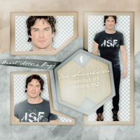 +Photopack png de Ian Somerhalder. by MarEditions1